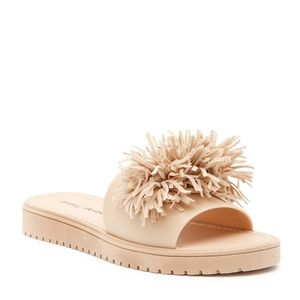 New Dirty Laundry Paseo Natural Slide Sandal